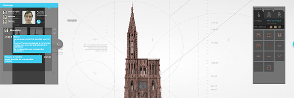 architecture, cathedrale, strasbourg, serious game