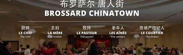 CANADA : Brossard Chinatown