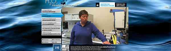 ENVIRONNEMENT : H2O, à la recherche de l'eau propre