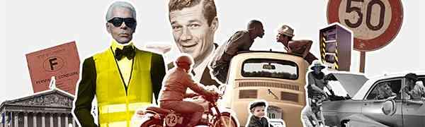 FRANCE : 40 ans de sécurité routière