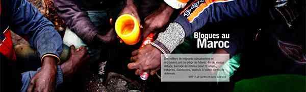 AFRIQUE : Bloqués au Maroc