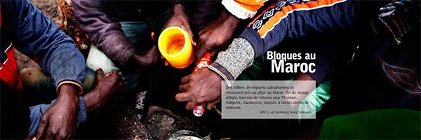 bloques-maroc-immigration-algerie-afrique-msf-medecins-sans-frontieres-rabat-torture