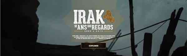 IRAK : 10 ans, 100 regards