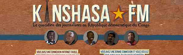 RD CONGO : Kinshasa FM