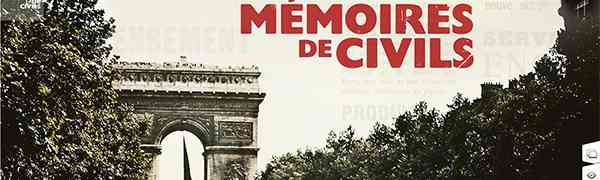 HISTOIRE : Mémoires de civils