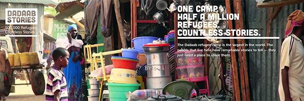 kenya, refugies, Dadaab Stories, FilmAid, ONG, Somalie