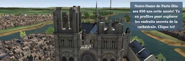 histoire, religion, Notre-Dame, catholicisme, paris, France, architecture, webdoc, monquotidien.fr