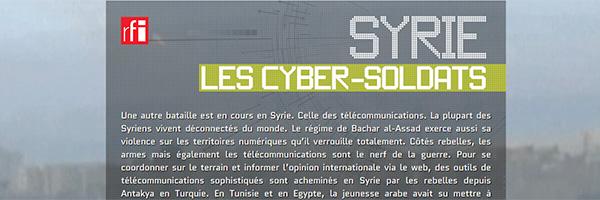 syrie, internet, reseaux sociaux, skype, facebook, bachar al-Assad, cyber-soldats